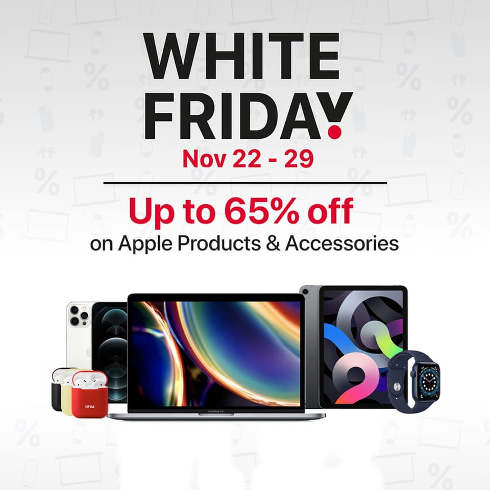 iStyle White Friday Sale - Dubaisavers