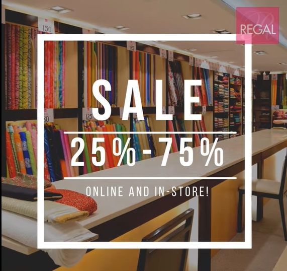 Regal Fabrics Sale - Dubaisavers