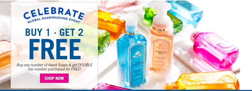 Bath & Body Works - Get double your purchase for FREE! - Dubaisavers