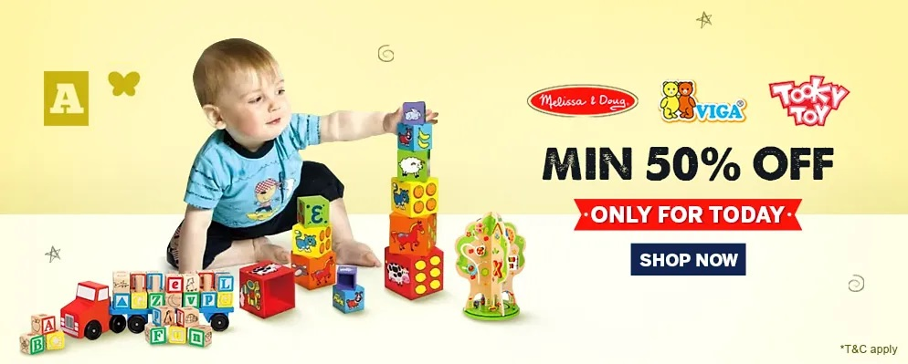 FirstCry Today only offer - Dubaisavers