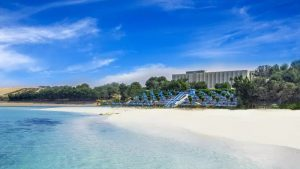 Ras al-Khaimah: 1 Night for Two Adults and Two Children at 4* BM Beach Hotel - Dubaisavers