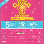 CBBC The Big Clearance sale - Dubaisavers