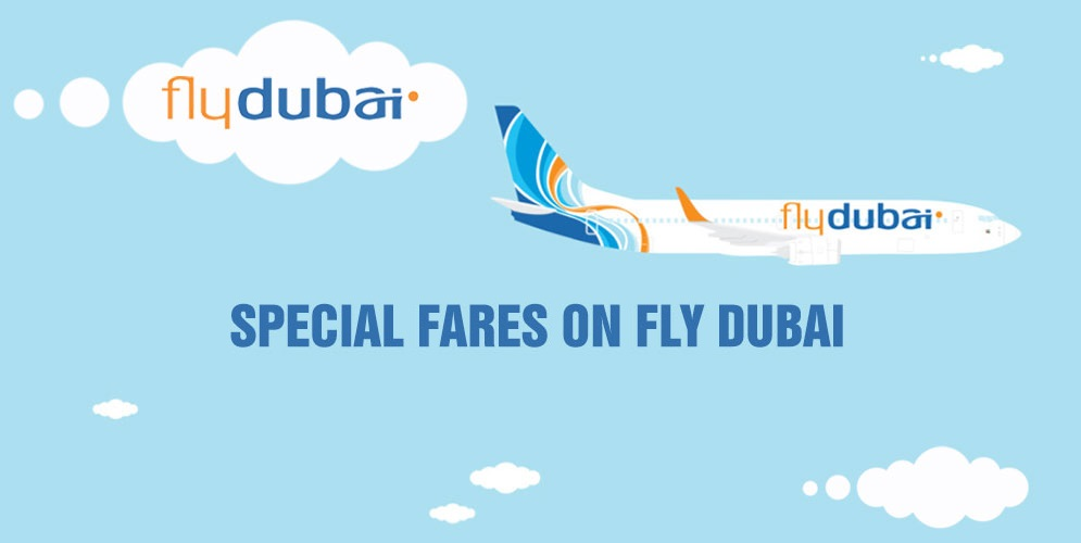 FlyDubai Lowest Fare Offers - Dubaisavers