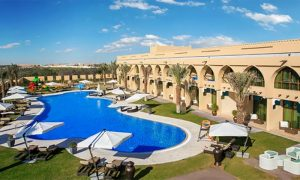 Night Stay with Breakfast or Full Board at The Western Hotel Madinat Zayed - Dubaisavers