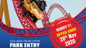 IMG World of Adventure Pay as you go promotion - Dubaisavers