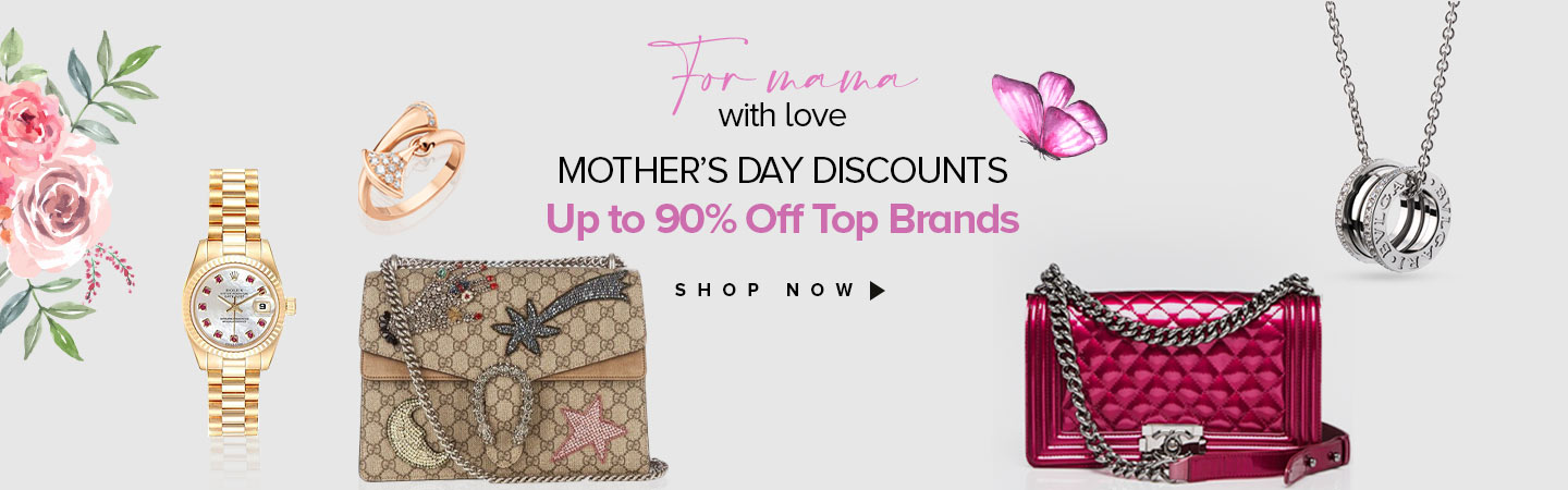 The Luxury Closet Mother's day Sale - Dubaisavers