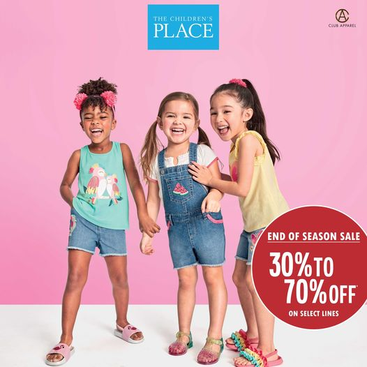Children's Place DSF Sale - Dubaisavers
