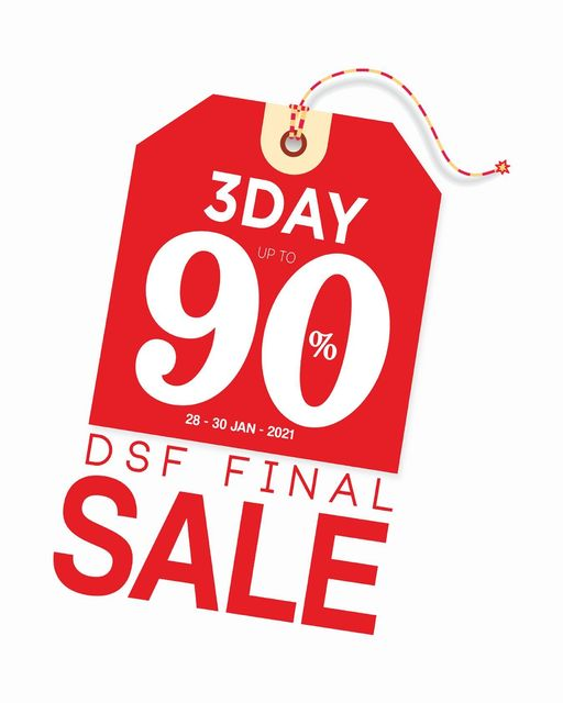 V Perfumes Final DSF sale - Dubaisavers
