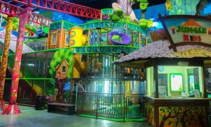 Rides at Adventureland Sharjah - Dubaisavers