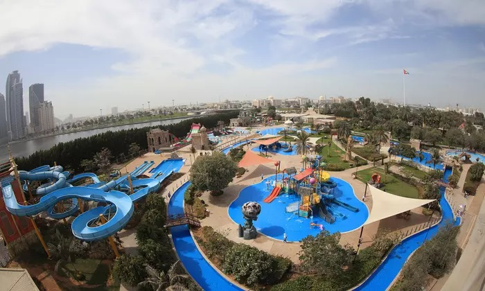 Pearls Kingdom Waterpark at Al Montazah Amusement - Dubaisavers