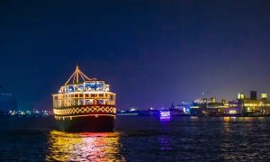 Dubai Creek Cruise or VIP Dessert Safari Package with Arabian Desert Safari - Dubaisavers