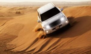 Desert Safari at Arabian Guide Tourism - Dubaisavers