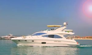 Yacht Cruise  from Asfar Yachts - Dubaisavers