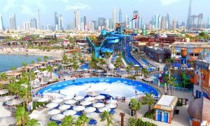 1 Night with Meals Drinks and Attractions at BM Beach Hotel - Dubaisavers