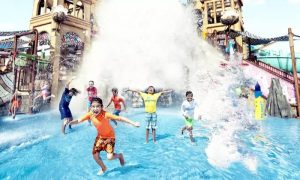 Yas Water Park Entry with Baisan Travel - Dubaisavers