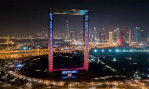 Ticket entry to Dubai Frame with Transfers From Baisan Travel - Dubaisavers