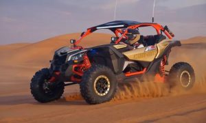 Buggy Driving Experience at Big Red Adventure Tours - Dubaisavers