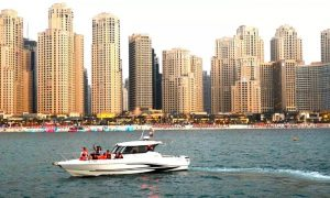Speed Boat Cruise with Bristol Middle East Yacht Solution - Dubaisavers