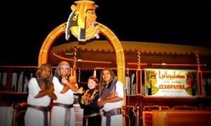 Dubai Deira Creek Cruise with Dinner at Cleopatra Dhow Cruise - Dubaisavers