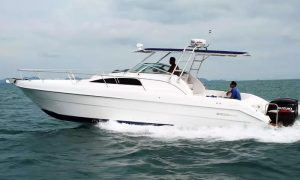 Up to Four-Hour 34ft Yacht Cruise from Conwy Lleisure Yachts and Boat Rental - Dubaisavers