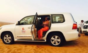 VIP Red Sand Lahbab Desert Safari with Home Pick-Up & Drop by Cooper Tourism - Dubaisavers