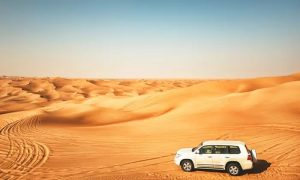 Desert Safari for Five Locations from Desert King Tourism - Dubaisavers