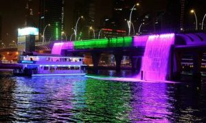 Canal Catamaran Cruise with Desert Safari at Desert Ride Travel & Tour - Dubaisavers