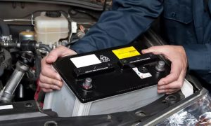 Car Battery Replacement Including Battery from Dial-A-Battery - Dubaisavers