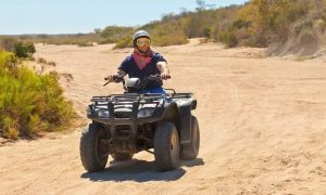 Morning Dune Bashing with Quad Biking with Gateway Tours - Dubaisavers