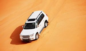 Desert Safari with Home or Hotel Pick-Up at Gateway Tours - Dubaisavers