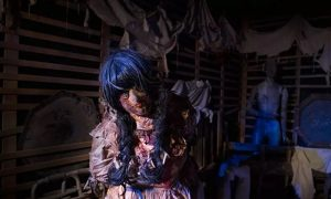 Up to Ten Entry Tickets to Hysteria Haunted Attraction - Dubaisavers