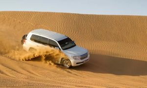 Basic or VIP Desert Safari for Up to Four from Iconic Tourism - Dubaisavers