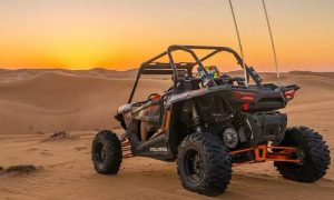 VIP Dune Buggy Desert Ride with Private Pick-Up and Drop-Off from Khat Tourism - Dubaisavers