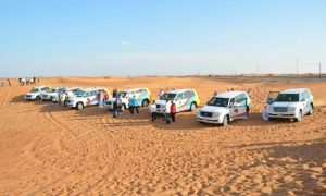 VIP Morning Desert Safari for Up to Six with Knight Tours - Dubaisavers