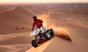 Desert Safari and 20-Minute Quad Biking with Luxury Tours - Dubaisavers