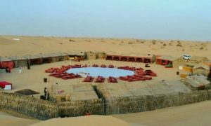 Self-Drive Desert Safari Package for Up to Four at Luxury Tours - Dubaisavers