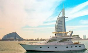 Two, Three or Four-Hour Yacht Rental for Up to 32 People with Luxury Yachts - Dubaisavers