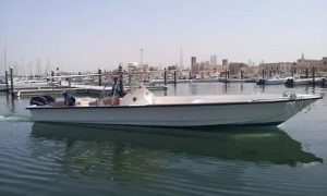 Two-or Four-Hour Fishing Boat Rental for Up to Ten with Luxury Yachts - Dubaisavers