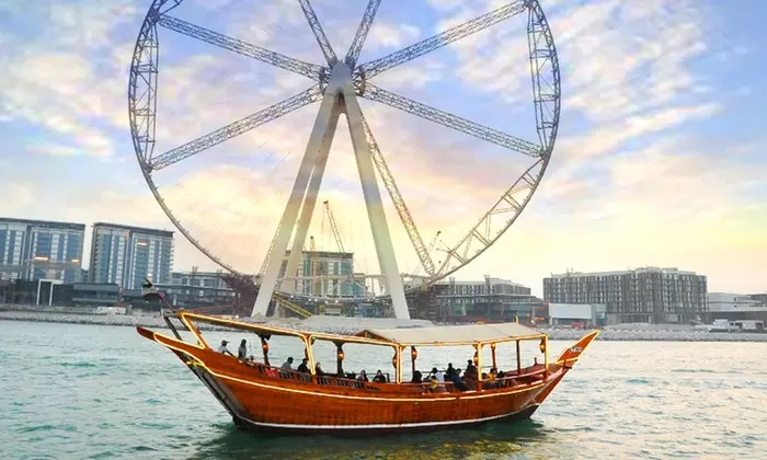 Captain Jack Dhow Cruise at Bristol Middle East Yacht Solution - Dubaisavers