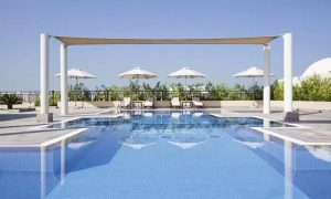 Up to 12-Month Health Club Membership with Pool Access at Health Club at Movenpick Hotel Al Mamzar - Dubaisavers