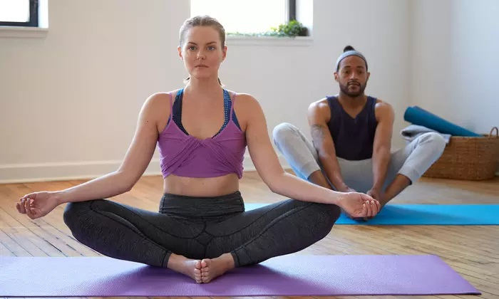 One or Five Personal Yoga Training Sessions at Home with N Yoga - Dubaisavers