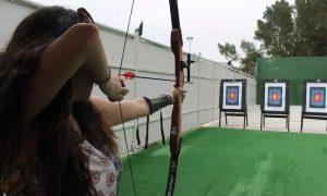 Recurve Bow Archery Session at Sharjah Golf & Shooting Club - Dubaisavers