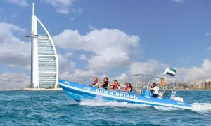 Sightseeing Cruise at Splash Tours - Dubaisavers