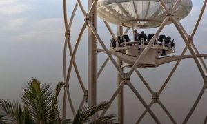 Ride and Snack at The Flying Cup - Dubaisavers