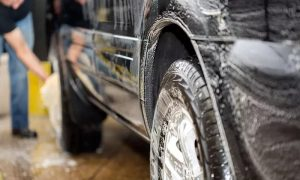 Six Body or Full Washes for Saloon Car at Zone Auto Care - Dubaisavers