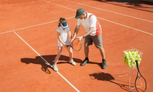 Private Tennis Lesson for One or Two, or Two Kids' Group Lessons at Active Life - Dubaisavers
