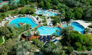 5* Pool Access for One or Two at Ahasees Spa and Club @ 5* Grand Hyatt Dubai - Dubaisavers