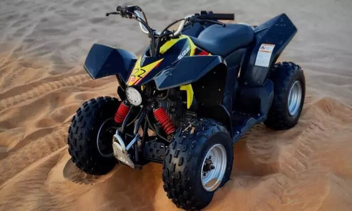 Al Badayer Desert Motorcycles Rental - Dubaisavers
