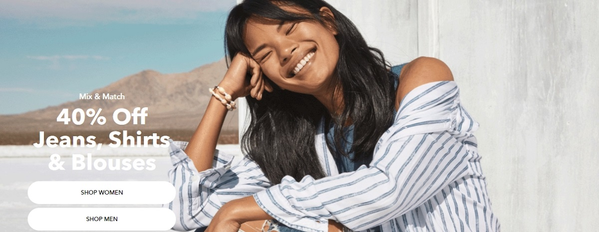 American Eagle Outfitters Special offer - Dubaisavers