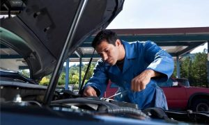 Oil and Standard Filter Change at Zone Auto Care - Dubaisavers